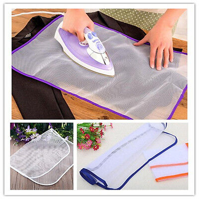 Press Ironing Cloth Mesh Guard Protective Iron Pressing Garment Clothing Net