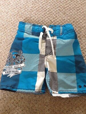Boys Swimming Shorts Age 1-2years