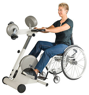 RECK Motomed Viva 2 Arm - Beintrainer - Vollversion mieten / deutschlandweit