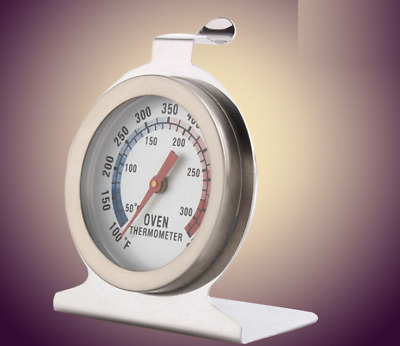 J016 Ofenthermometer Backofenthermometer  Küche Backofen Thermometer 50 - 300°C