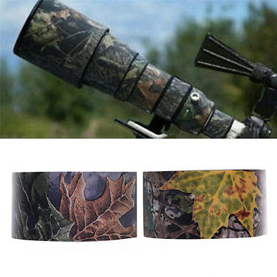 10M Army Camo Wrap Rifle Gun Shooting Hunting Camouflage Stealth Webbing Tape