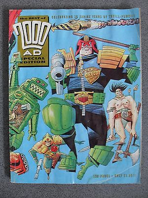 Judge Dredd 2000 Ad Special Edition Fleetway 1993