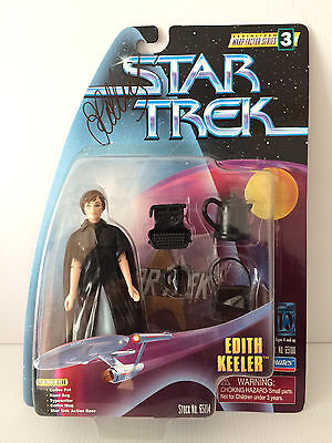 Joan Collins - Star Trek - Doll Personally Signed By Joan Collins No Dedication