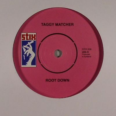 "MATCHER, Taggy - Root Down - Vinyl (7"")"