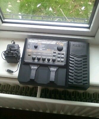 Roland GR-20 Guitar Synthesizer (GK, multi effect synth) pedal