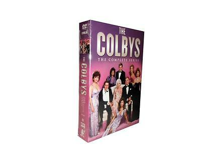 The Colbys: The Complete Series Seasons 1 & 2(DVD, 2015, 12-Disc Set)