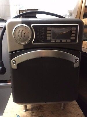Turbo Chef Sota/NGO 2013 Model High-Speed Electric Commercial Microwave Oven