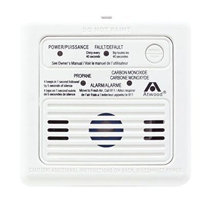 Atwood (36689) Surface Mount Box For Dual Lp/Co Detector