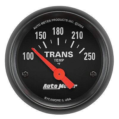 AutoMeter 2640 Z-Series Electric Transmission Temperature Gauge