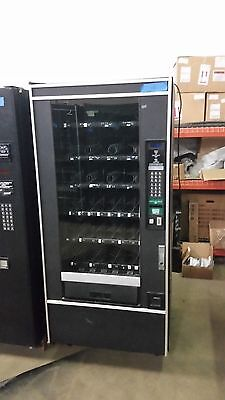 Crane National 148 Snack Vending Machine for Candy and Chips 4 Wide