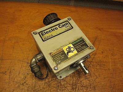 Electro Cam EC-2004-12-DDN Electronic Rotary Cam Limit Switch