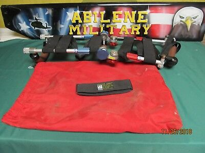 Reel Splint 8801 System Military Traction Extrication Leg Reel Research Adult