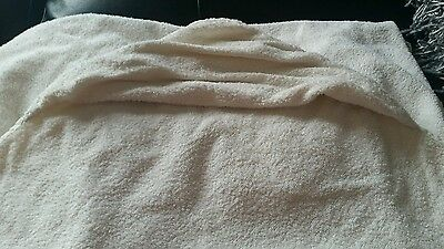 Good used condition hooded baby towel from Mothercare