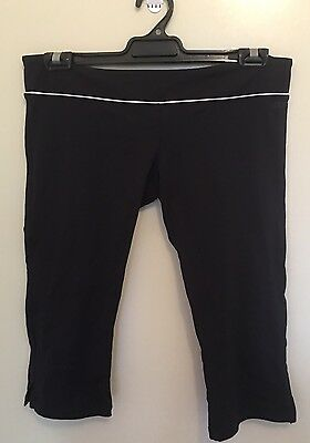 LORNA JANE ACTIVE Ladies Gym Or Running Pants Size XL And Stretch