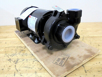 """Cast Iron 3 HP Centrifugal Pump, 3 Phase, 208-230/460 Voltage, 1-1/2"""" NPT Outlet"""