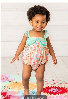 Matilda Jane Swimming Along Swimsuit 18-24 Months The Adventure Begins NWT