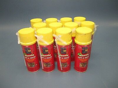 Lot of 12 - 12 oz. Dow Great Stuff Insulating Foam Sealant