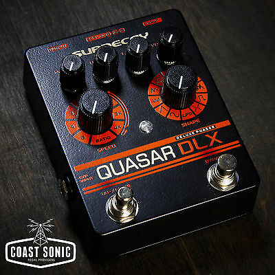 Subdecay Quasar DLX Deluxe Phaser