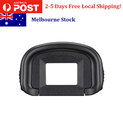 Rubber Eyecup Eyepiece EG for Canon EOS 1Ds 1Dx 1DC Mark III 5D 5Ds 7D 7D Mk II