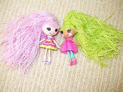 LALALOOPSY Mini's in excellent used condition- set of 2
