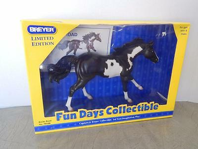 Breyer Limited Edition #703106 Rocky Road New In Box