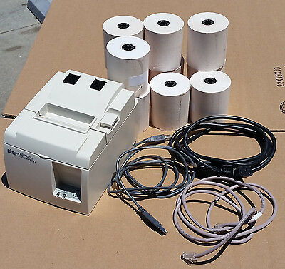 Star Micronics TSP100 futurePRNT Point of Sale Thermal Printer