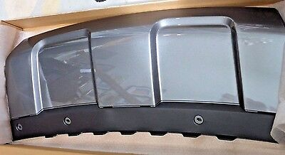 Land Rover OEM Range Rover Sport L494 2014+ Corris Grey Front Tow Hook Cover NEW