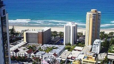 Surfers Paradise Holiday Accommodation Gold Coast Cavill Ocean Views 7 Nts $860