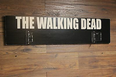 """Negan """"Lucille"""" Wall Plaque ~~The-Walking Dead~~Made-Custom-For-You!"""