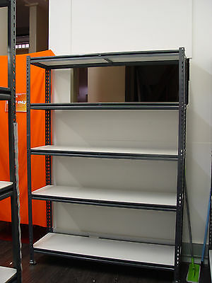 Steel Warehouse Racking Rack Storage Garage Shelving Shelf Shelves 1840mmL x 213
