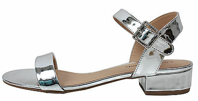 703a42d74c77 CITY CLASSIFIED WOMEN S Closed Toe Ankle Strap Block Textured Heel ...