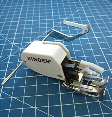 SINGER Even Feed Walking Presser Foot for Quilting on Low-Shank Sewing Machines