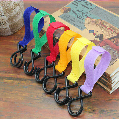 Infant Baby Pushchair Hangers Outdoor Convenient Stroller Pram Hooks for Hanging