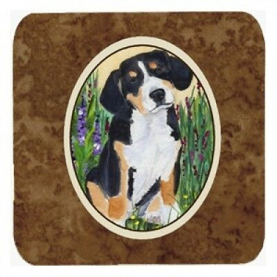 Carolines Treasures SS8216FC Entlebucher Mountain Dog Foam Coasters - Set 4