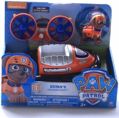 Paw Patrol Zumas Hovercraft. Spin Master. Shipping Included