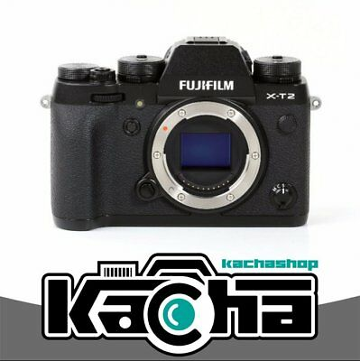 SALE Fujifilm X-T2 Mirrorless Digital Camera  Body Only (Black)