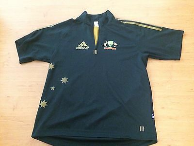 Cricket Australia one day shirt size xl