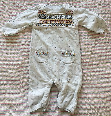 Cute Baby Girls Play Suit 3-6 Months