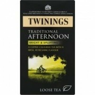 Twinings Traditional Afternoon Tea 125g - CLF-TWN-F09309. Best Price