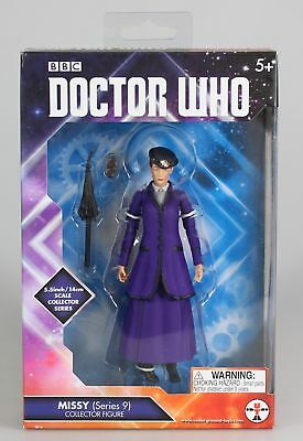 Doctor Who Series 9 Missy in Bright Purple Outfit 14cm Variant Collector Figure