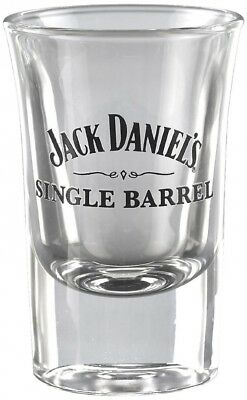 Jack Daniel's Licenced Barware Single Barrel Shot Glass. Best Price