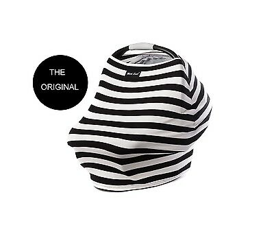 Milk Snob Infant Car Seat Cover and Nursing Cover Multi-Use 360° Coverage Breat