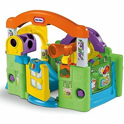 Baby Garden Activity Play Center Set Crawl Learn Toddler Toy Music Song Ball Kid