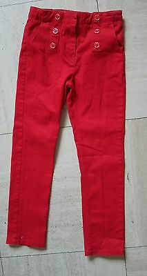 Pantalon fille SERGENT MAJOR  8 ans