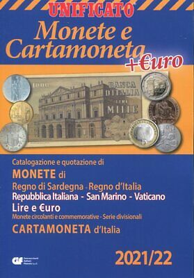 Catalogo Unificato  Monete e Cartamoneta ed. 2019/20