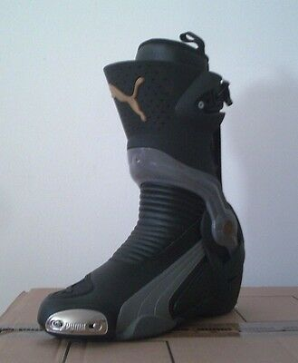 PUMA moto boots 1000 Black-Copper (42=8,5US)  300600_05