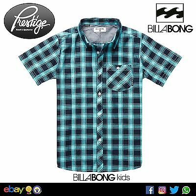 Camicia Billabong KIDS ALL DAY CHECK SHIRT Tg 12;14 anni