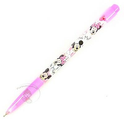 Disney Minnie Mouse & Friends Ballpoint Pen 0.38Mm Red Ink #h