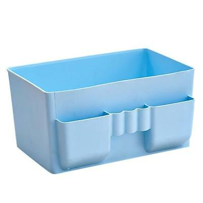 Plastic Office Desktop Storage Boxes Makeup Organizer Storage Box HOT M