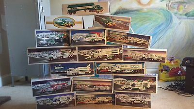 Great Hess Truck Collection *Good condition!*